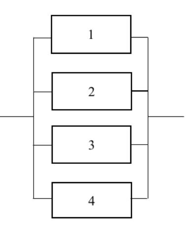 параллельное соединение элементов