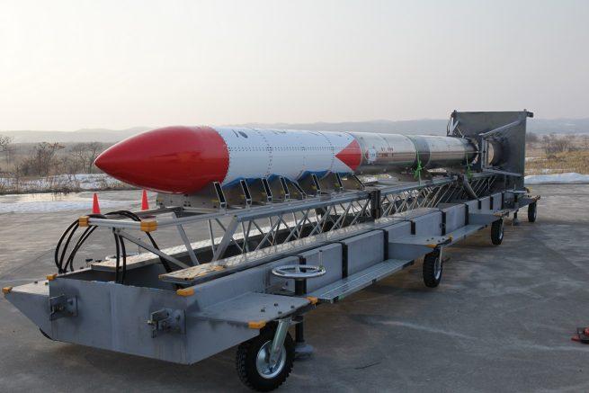 MOMO-2 ракета