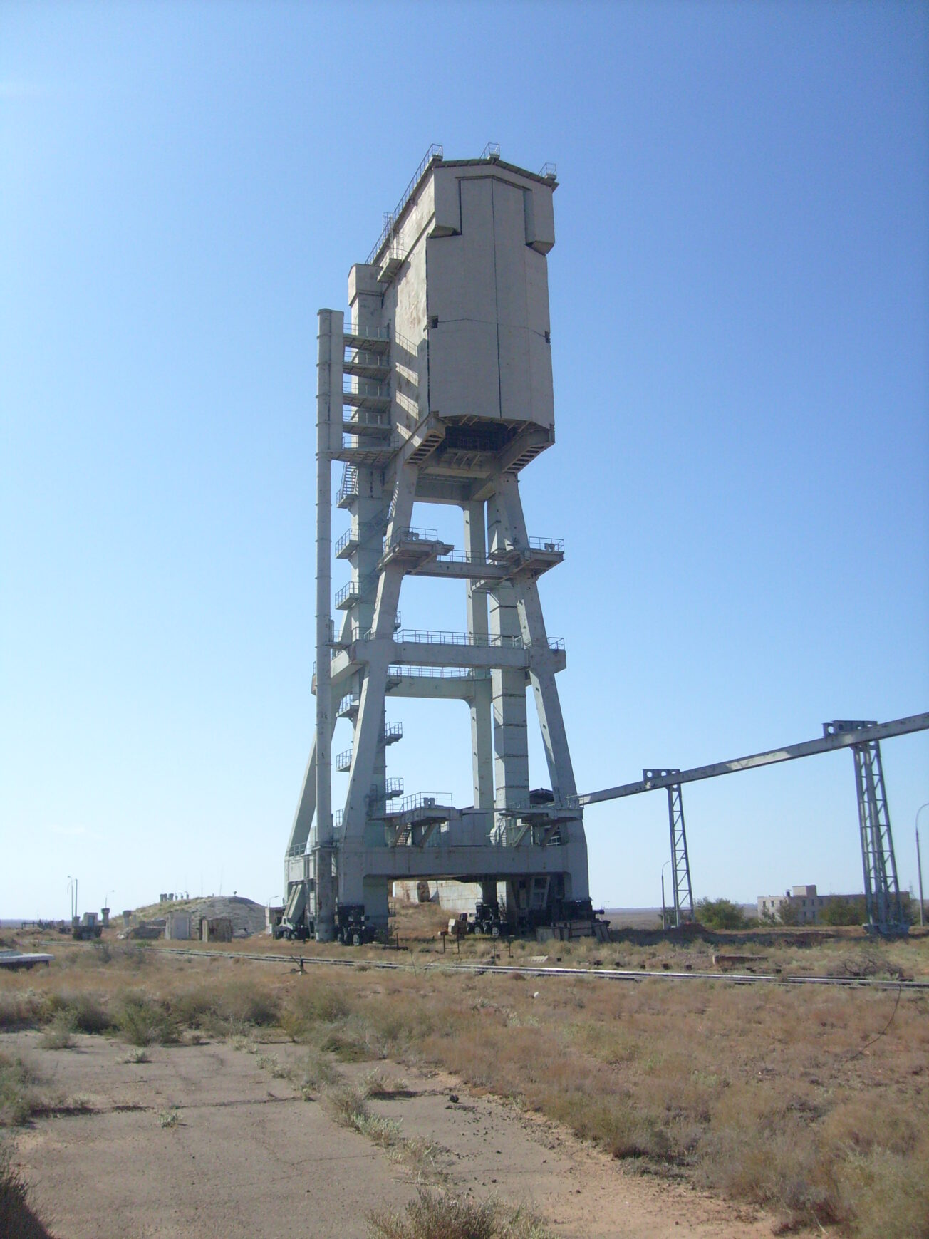 башня обслуживания